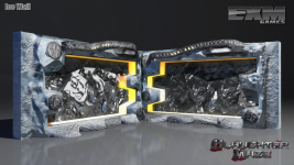 Ice Maze Assets