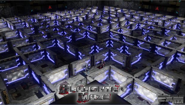 Old Industrial Maze Screenshots