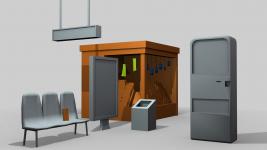 Station Concept models