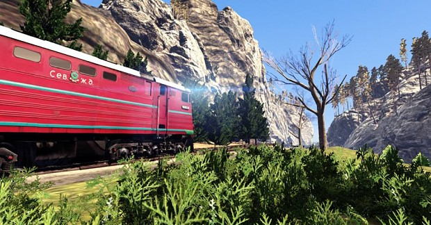 Train to Osorezan
