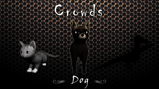 Crowds - Animals : Dog