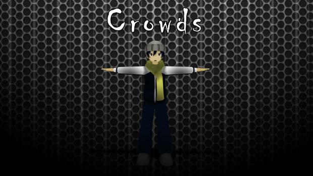 Crowds - People 1