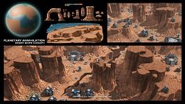 Desert biome concept
