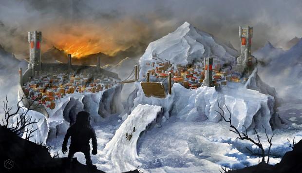 Orc capital city