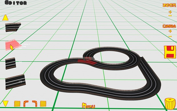 :: Slot Cars - The Video Game :: Editor