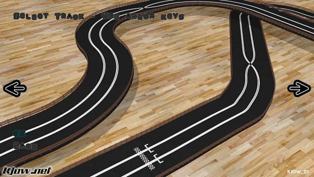 :: Slot Cars - The Video Game :: Demo screenshot