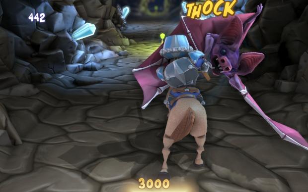 Knight VS Bat