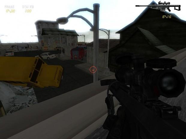 ZE Tournament Street Combat