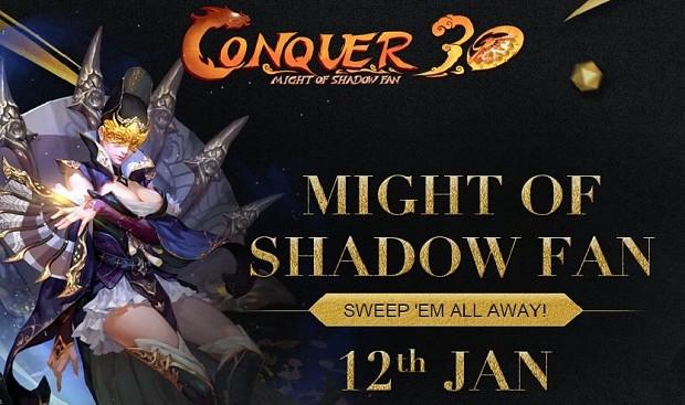 Conquer Online New Class Windwalker