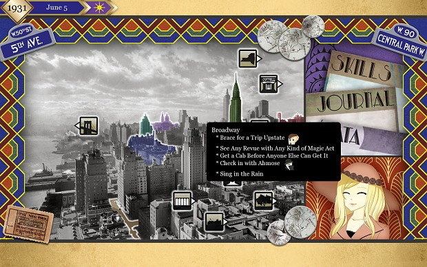 1931 Scheherazade Screenshots