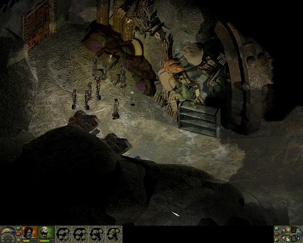High resolution screenshot