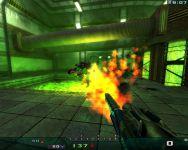 Nexuiz 2.5.2 Ingame Shot