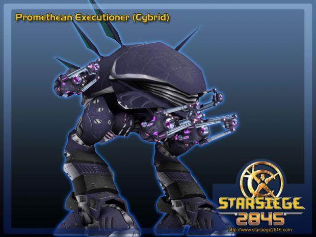 Cybrid Executioner