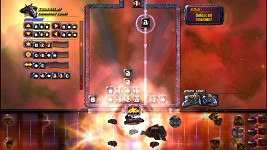 Starlaxis Gameplay Screens