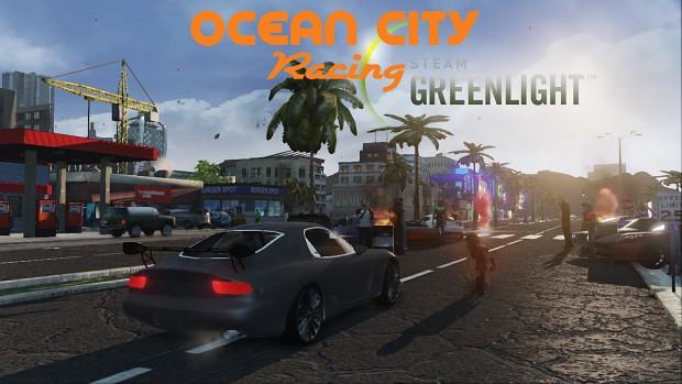 OCEAN CITY RACING -  Steam Greenlight