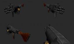 Viper V2 Chaingun
