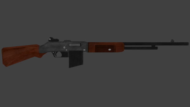 Browning Automatic Rifle by DukeInstinct