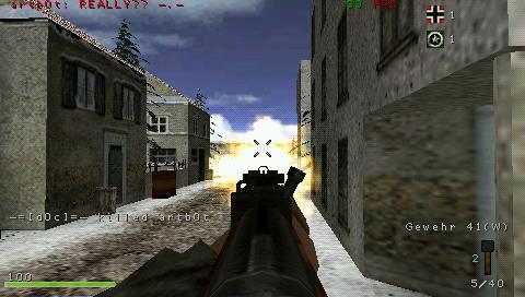 Gewehr 41(W) ingame
