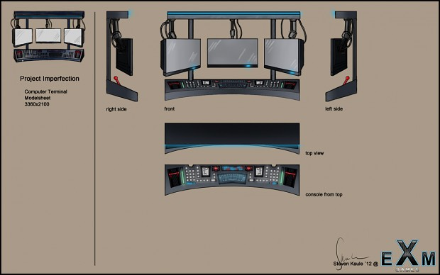 Concept / Model Sheet