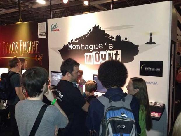 Montague's Mount at Rezzed