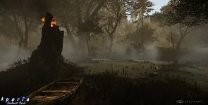 Darkmist Forest in-dev screenshots