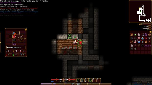 Alpha 1.1.0 Screenshot