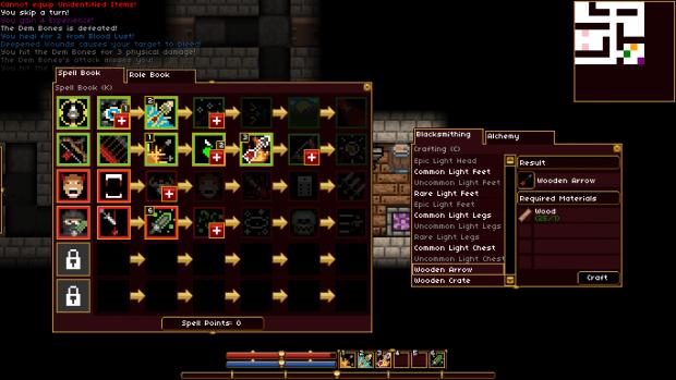 Alpha 1.1.3 Screenshot