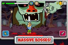 BE - massive bosses