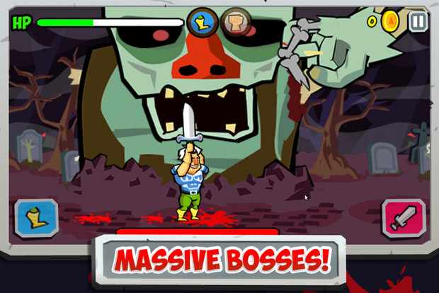 BE - massive bosses