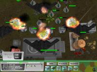 Blaststorm planes bombardment