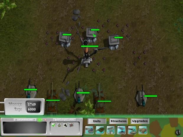 Blaststorm - screen 04