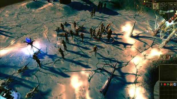 Frozen Hearth Screenshots