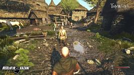 Alpha scene screenshots