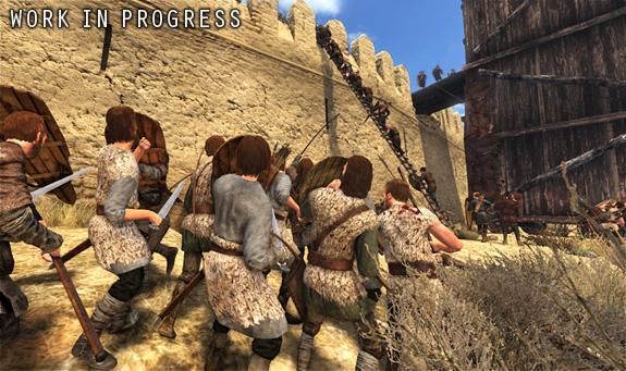 Siege WiP