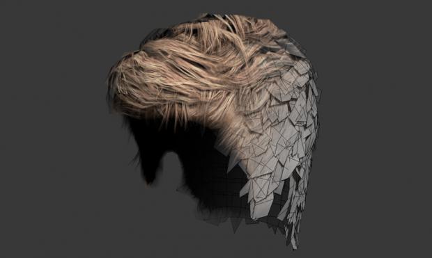 Hair WiP