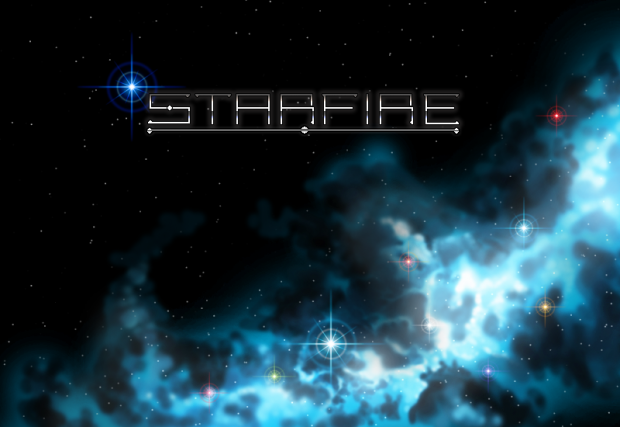 StarFire Title Screen