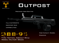 Outpost QBB-95