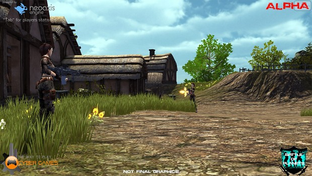 First - In-Game Screens