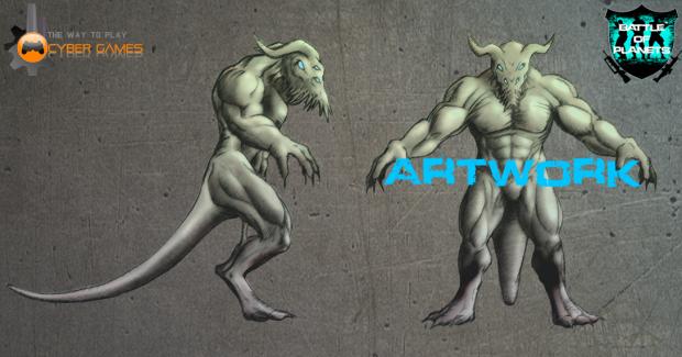 Alien Conceptart