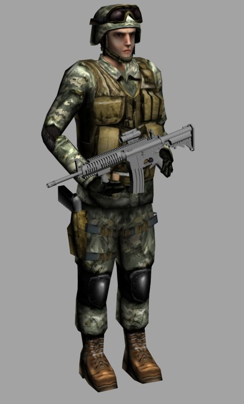 Soldier Prototype