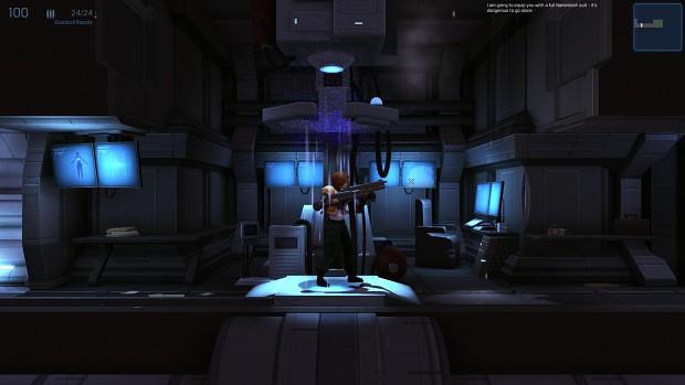 Dark Matter - Screenshots