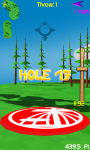 Hole 17 in Tournament mode
