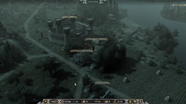 Legends of Eisenwald - alpha version