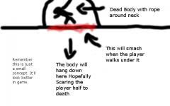 Hangman scare concept #1
