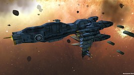 Terran Alliance Frigate