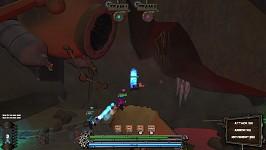 In-game screenshot of 'Crank'!