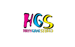 Happy Game Studio Logo