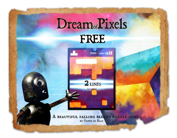 Dream of Pixels for Free