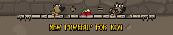 New Power-Up for Kivi