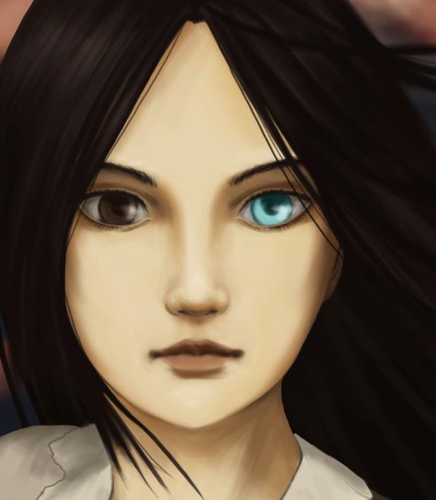 Aura Close-up